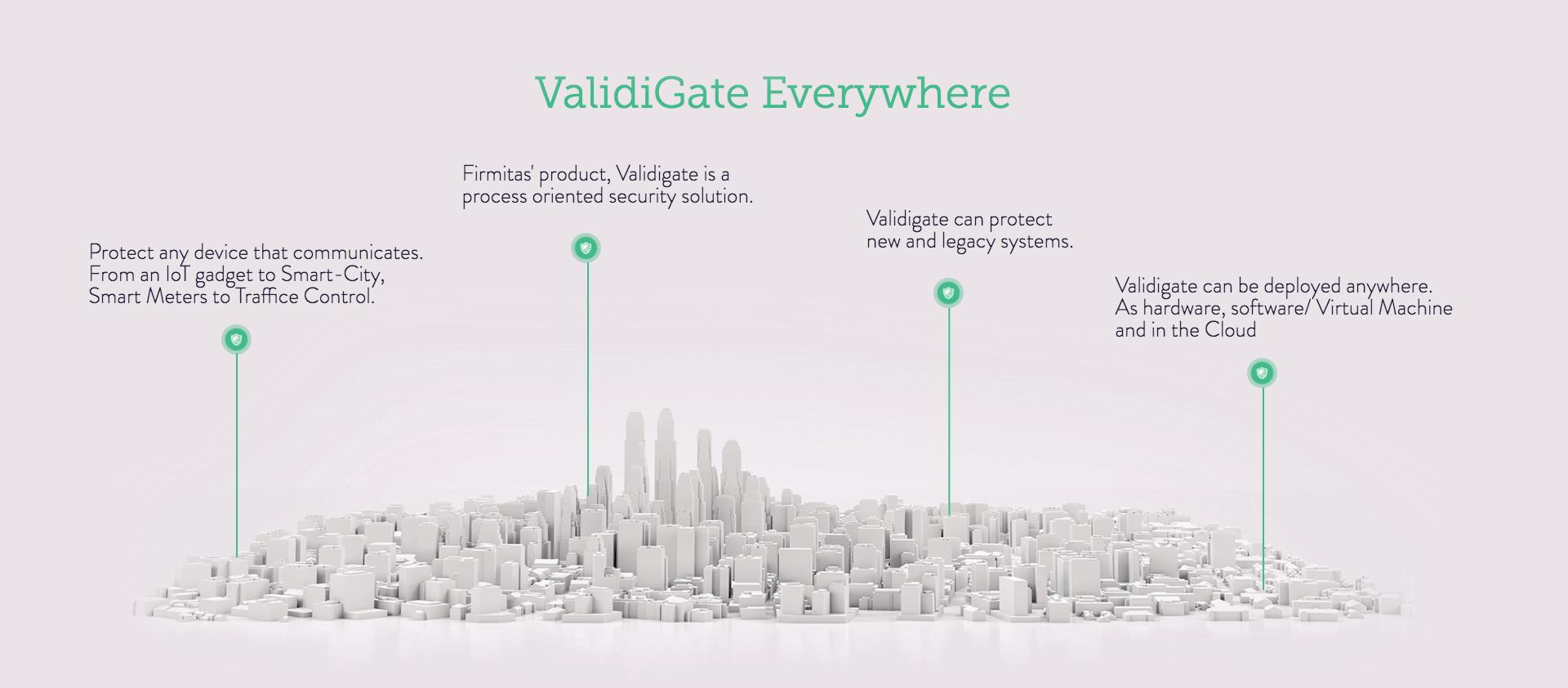 המחשה להסבר על ValidiGate